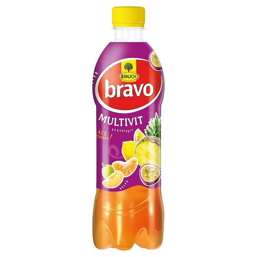 Rauch Bravo Multivitamín ACE 12% 0,50 l