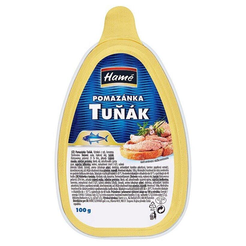 Hamé Nátierka z tuniaka 100 g