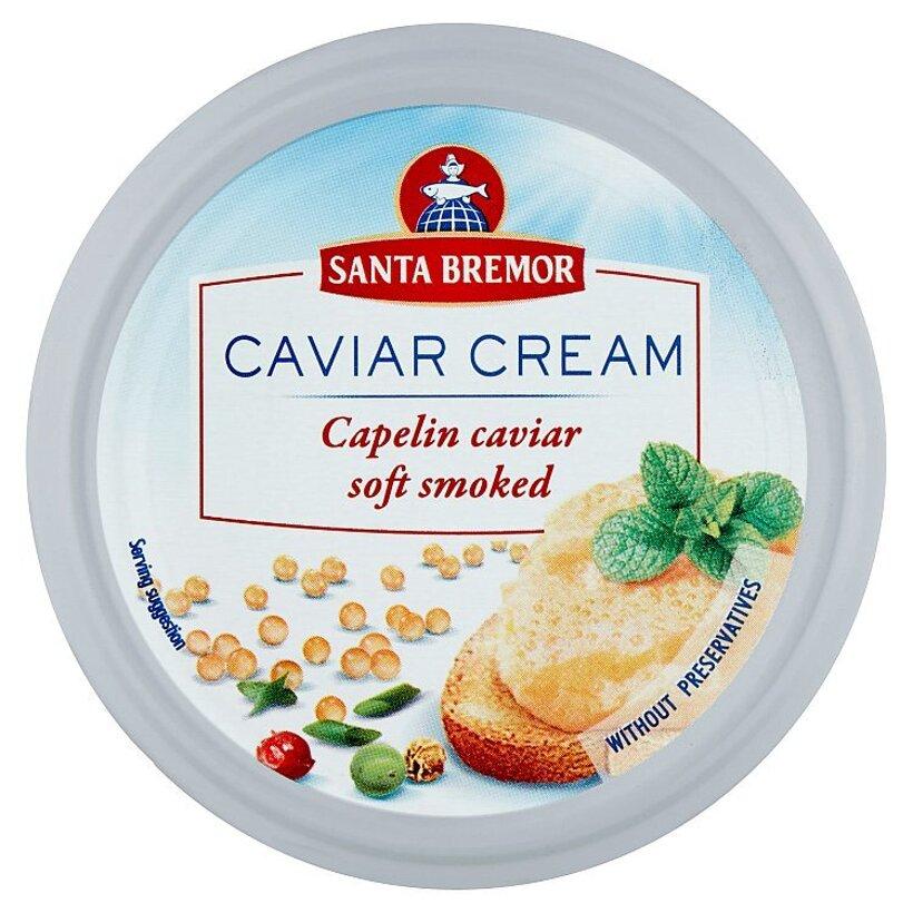 Santa Bremor Náhradka kaviáru údená 180 g