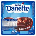 Danone Danette Mliečny dezert čokoládový 4 x 125 g