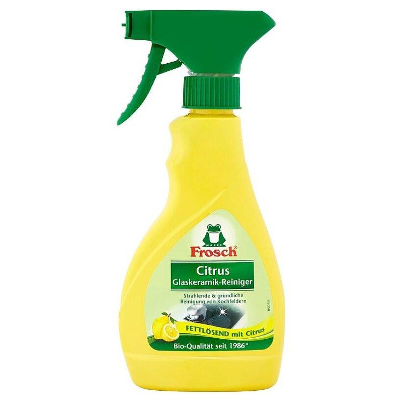 Frosch Eko čistič na indukčné a sklokeramické dosky 300 ml