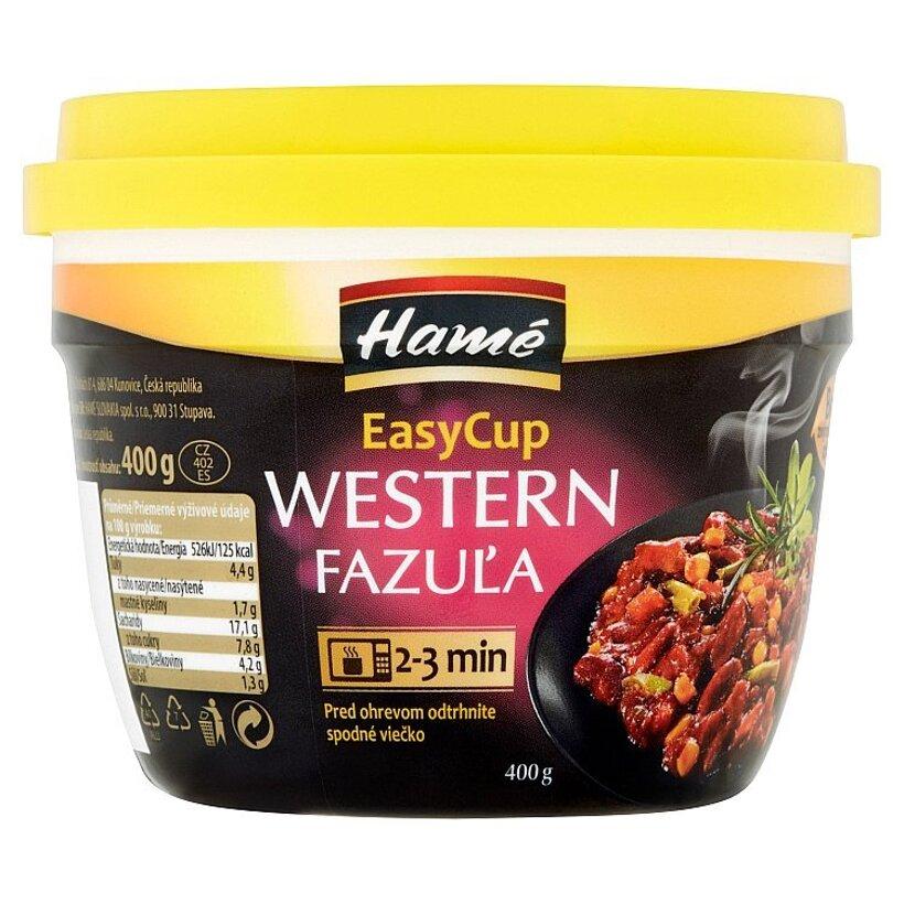 Hamé EasyCup Western fazuľa 400 g