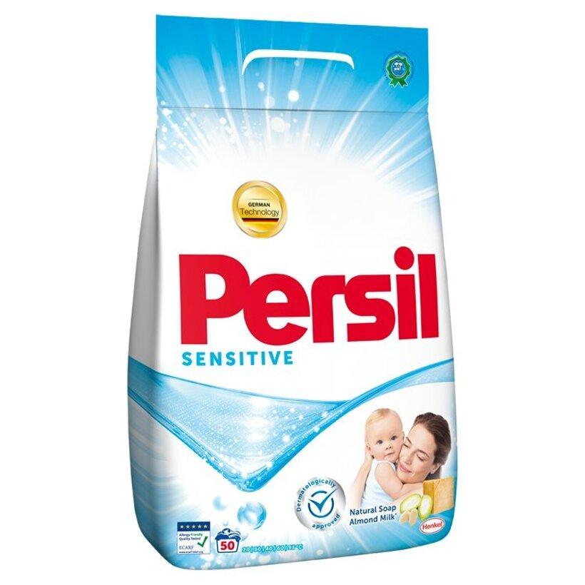 Persil Sensitive prací prostriedok 50 praní 3,5 kg