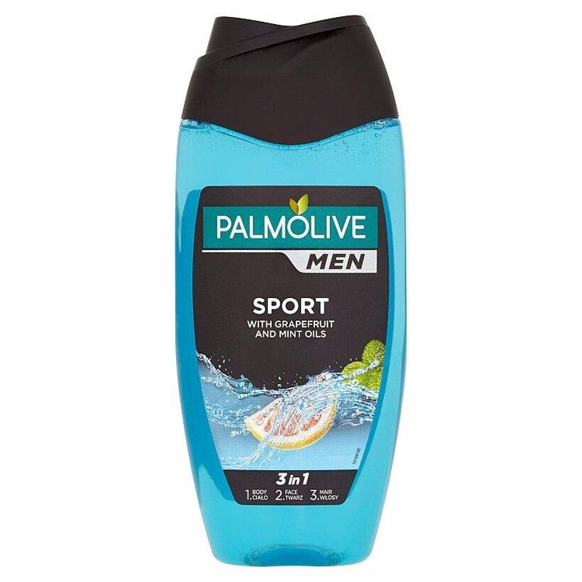 Palmolive Men Sport 3 v 1 sprchový gél 250 ml