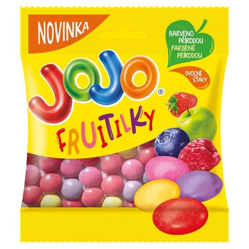 JOJO Fruitilky sladké 60 g