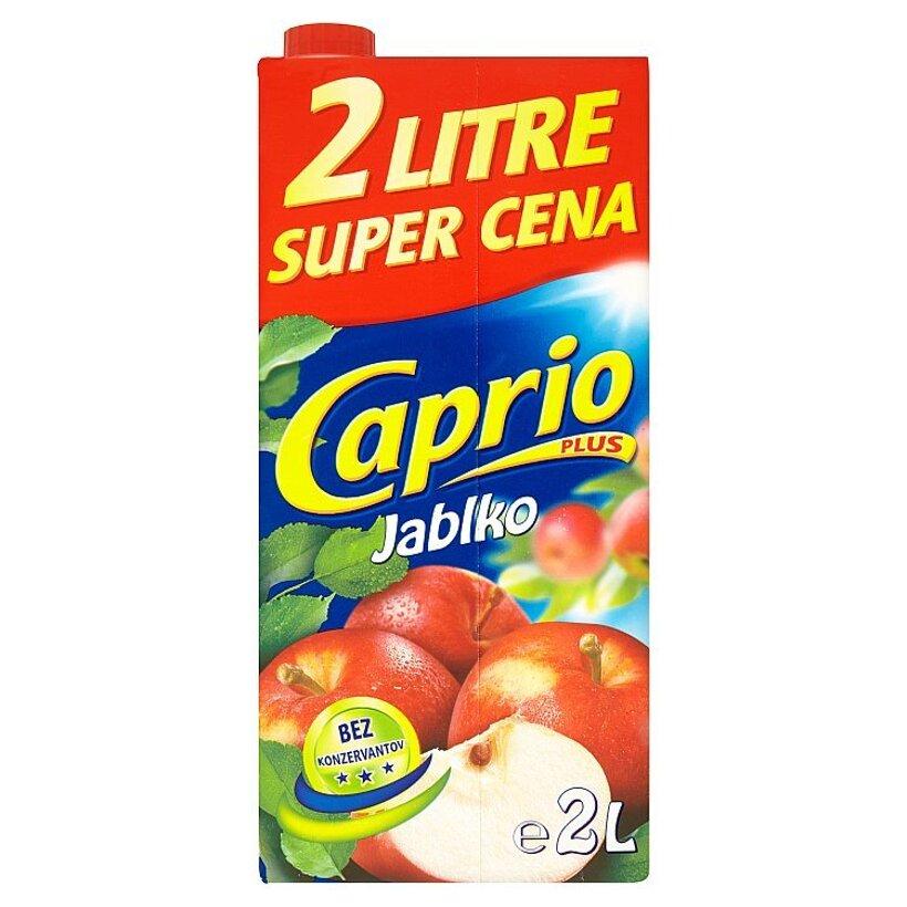 Caprio Plus Jablko 2 l