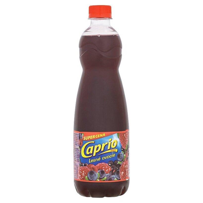 Caprio Hustý Lesné ovocie 700 ml