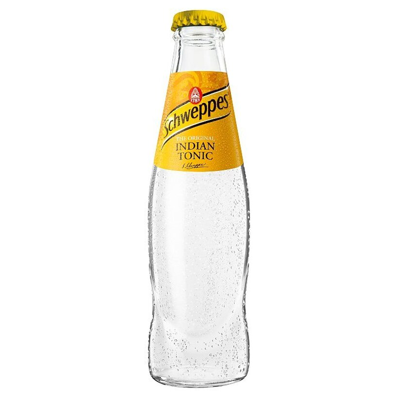 Schweppes Indian Tonic 0,25 l