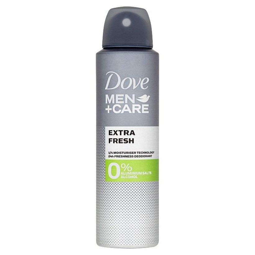Dove Men+Care Extra Fresh dezodorant sprej 150 ml