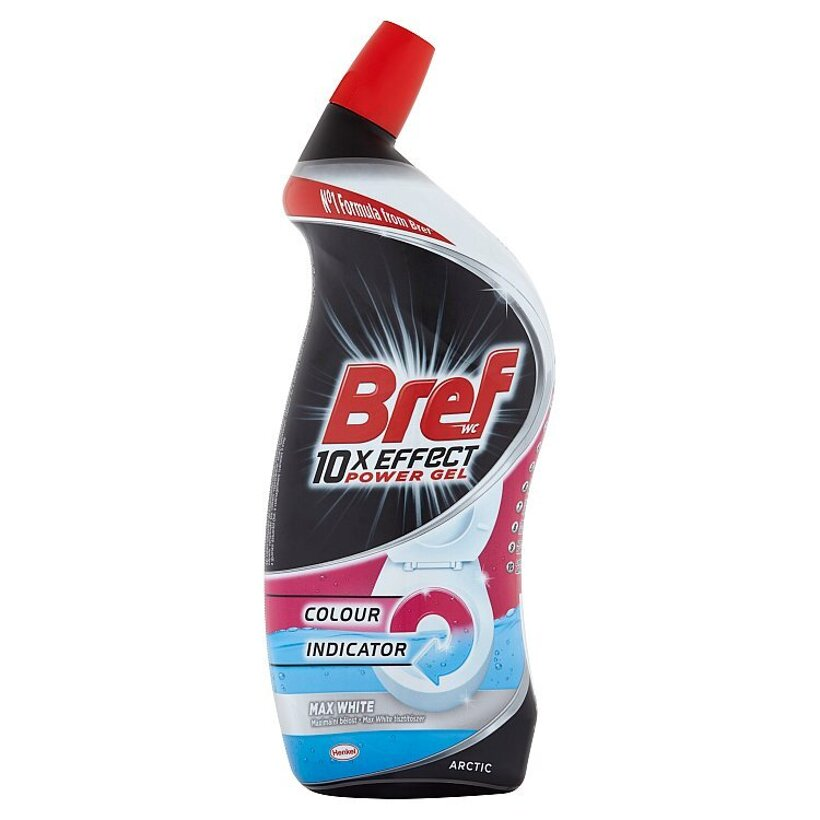 Bref 10x Effect Power Gel Max White Arctic 700 ml