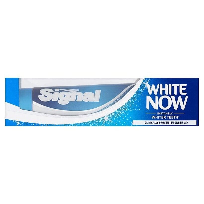 Signal White Now Zubná pasta 75 ml