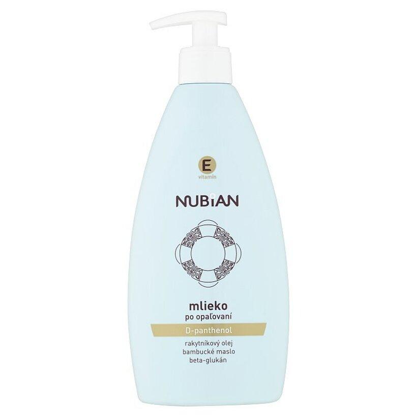 Nubian Mlieko po opaľovaní 500 ml