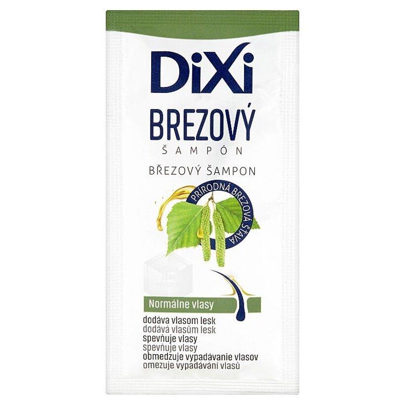 Dixi Brezový šampón 10 g