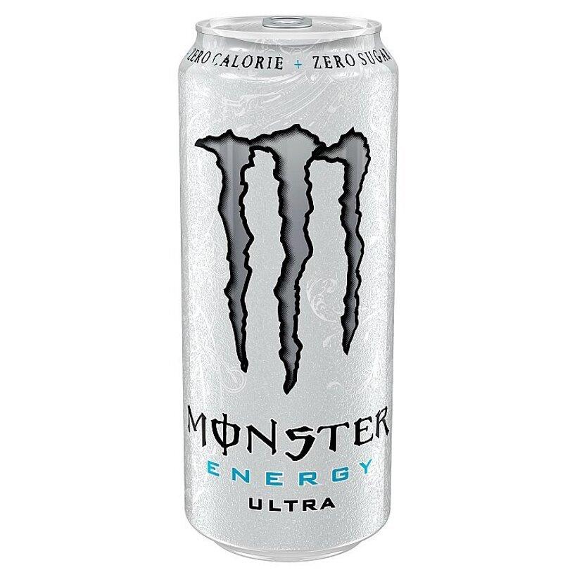 Monster Energy Ultra sýtený energetický nápoj 500 ml