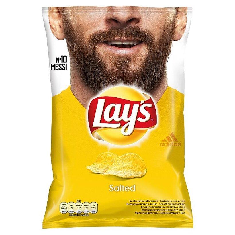 Lay's Vyprážané zemiakové lupienky slané 77 g