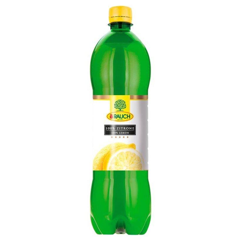 Rauch 100% citrónová šťava z koncentrátu 1 l