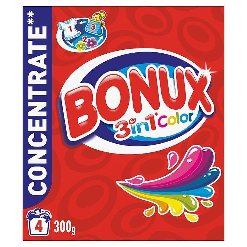 Bonux Color Prací Prášok 300 g