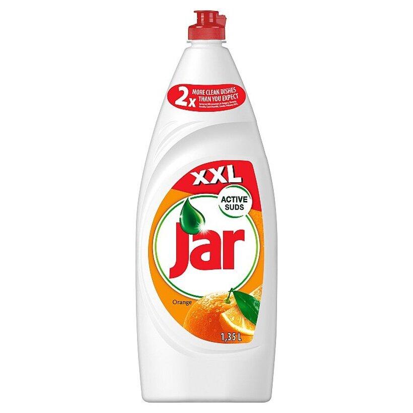 Jar Orange prostriedok na umývanie riadu  1350 ml
