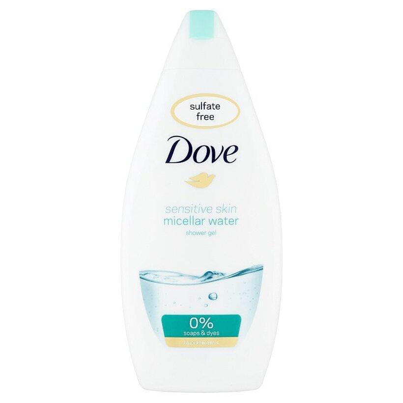 Dove Sensitive Skin sprchovací gél 500 ml