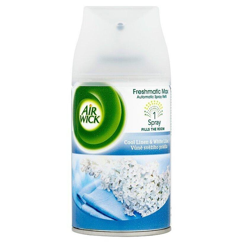 Air Wick Freshmatic Max Náplň do osviežovača vzduchu vôňa sviežeho prádla 250 ml