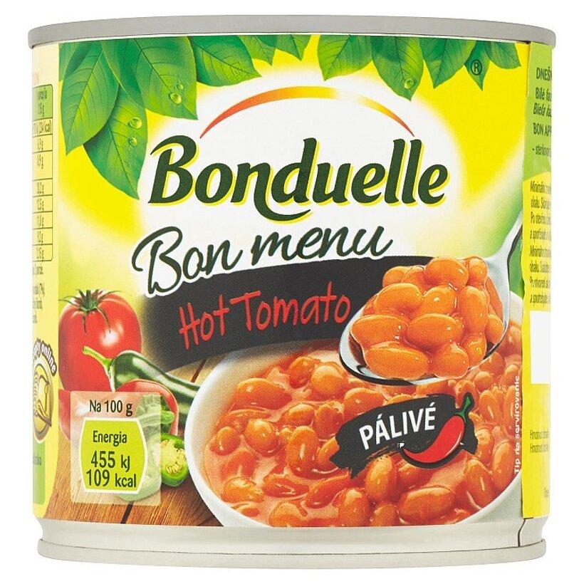 Bonduelle Bon Menu Biela fazuľa v rajčinovej omáčke 430 g