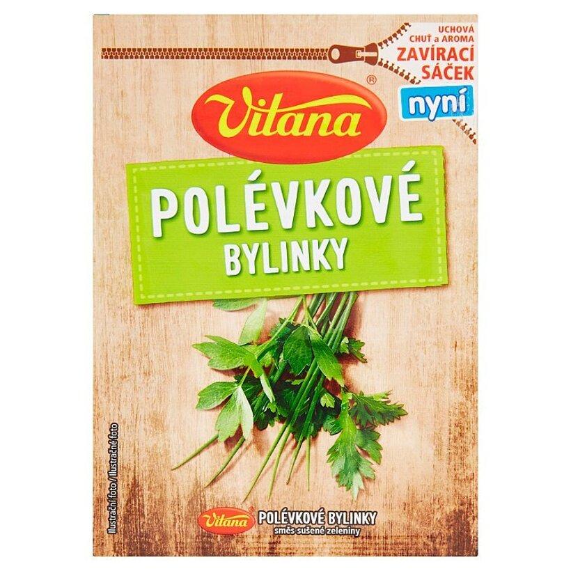 Vitana Polievkové bylinky 7 g
