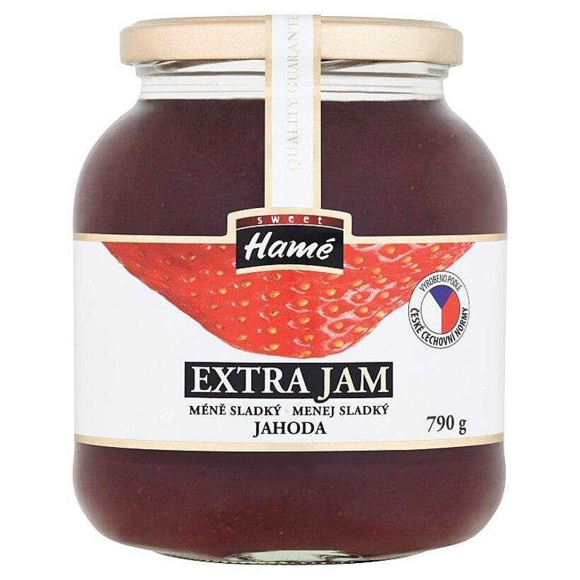 Hamé Extra Jam Jahoda 790 g