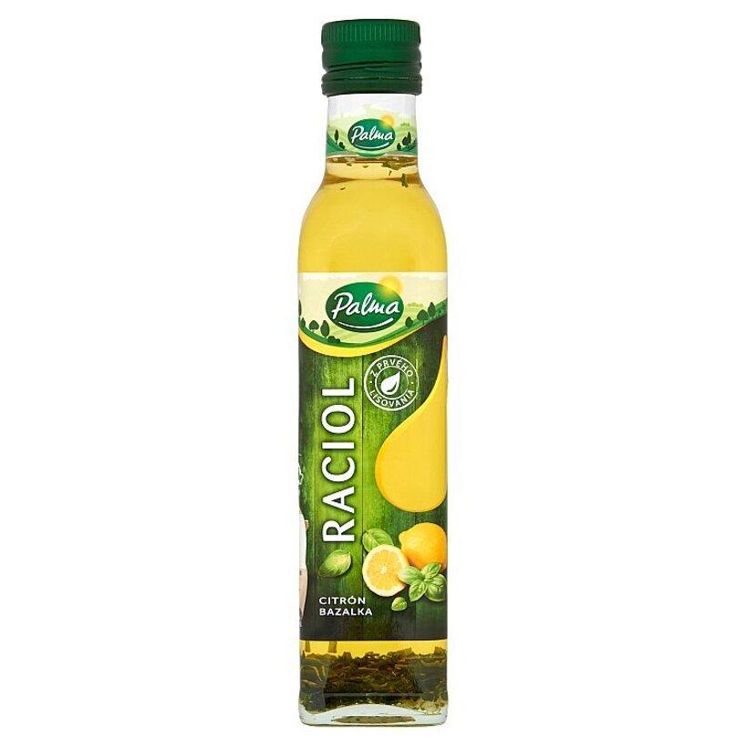 Palma Raciol Repkový olej s citrónom a bazalkou 250 ml