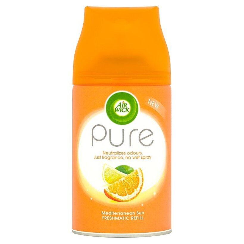 Air Wick Freshmatic Pure náplň do osviežovača vzduchu stredomorské slnko 250 ml
