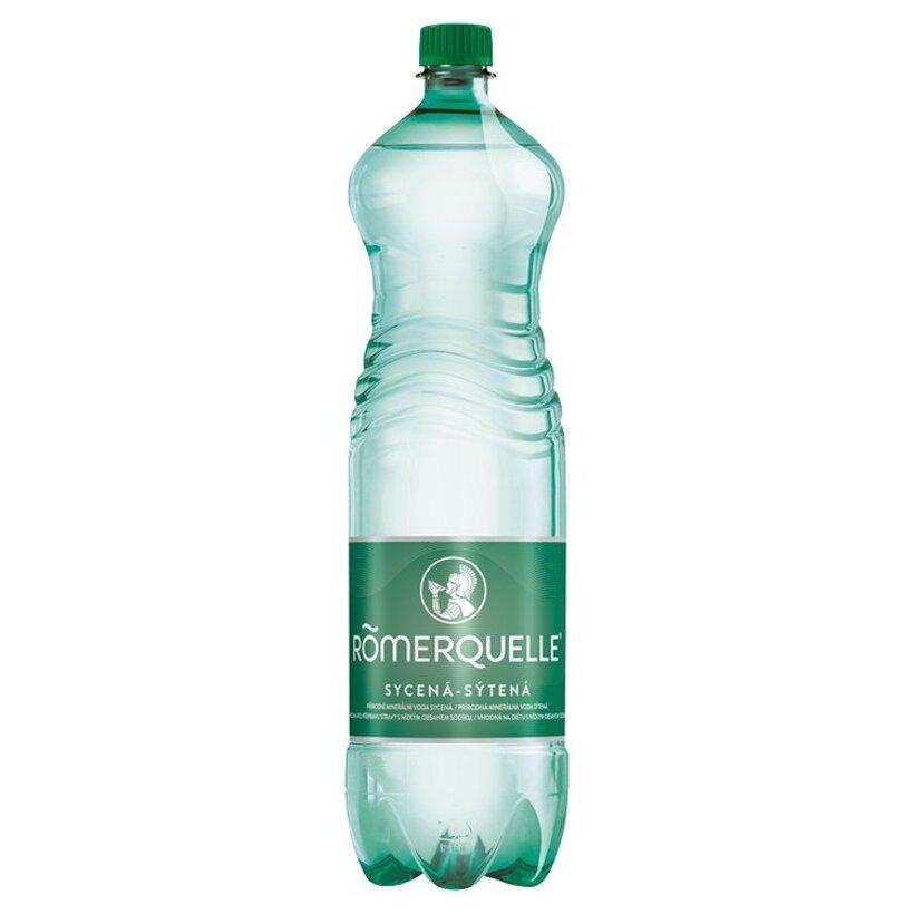 Römerquelle Prírodná minerálna voda sýtená 1,5 l