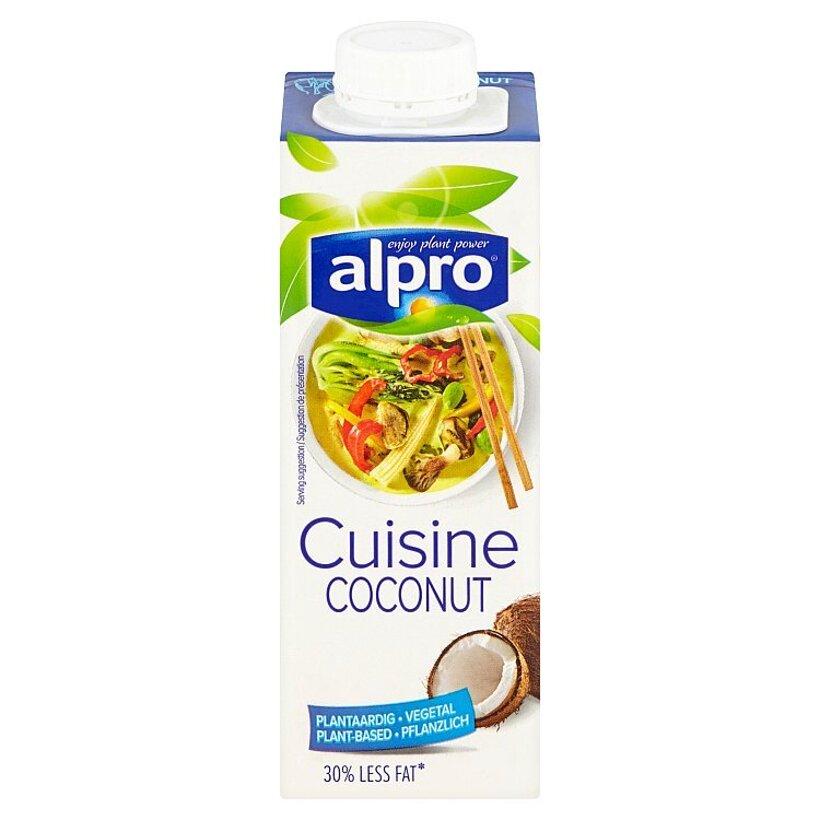 Alpro Kokosová alternatíva ku smotane 250 ml