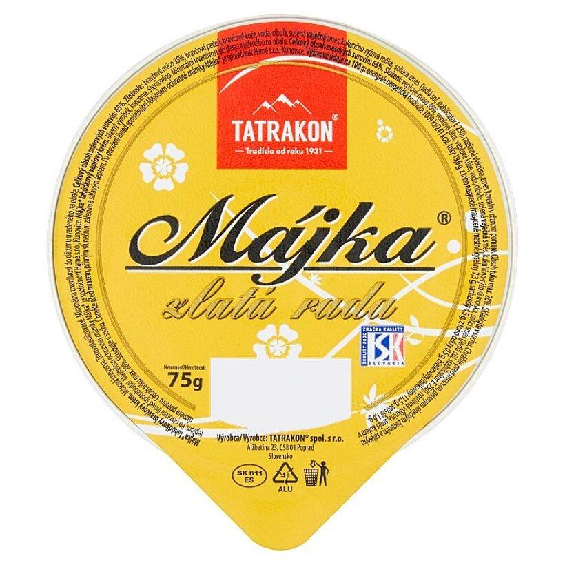 Tatrakon Májka Zlatá rada 75 g