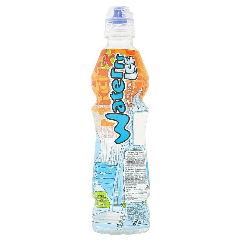 Kubík Waterrr Ice MANGO, liči 0,5 l