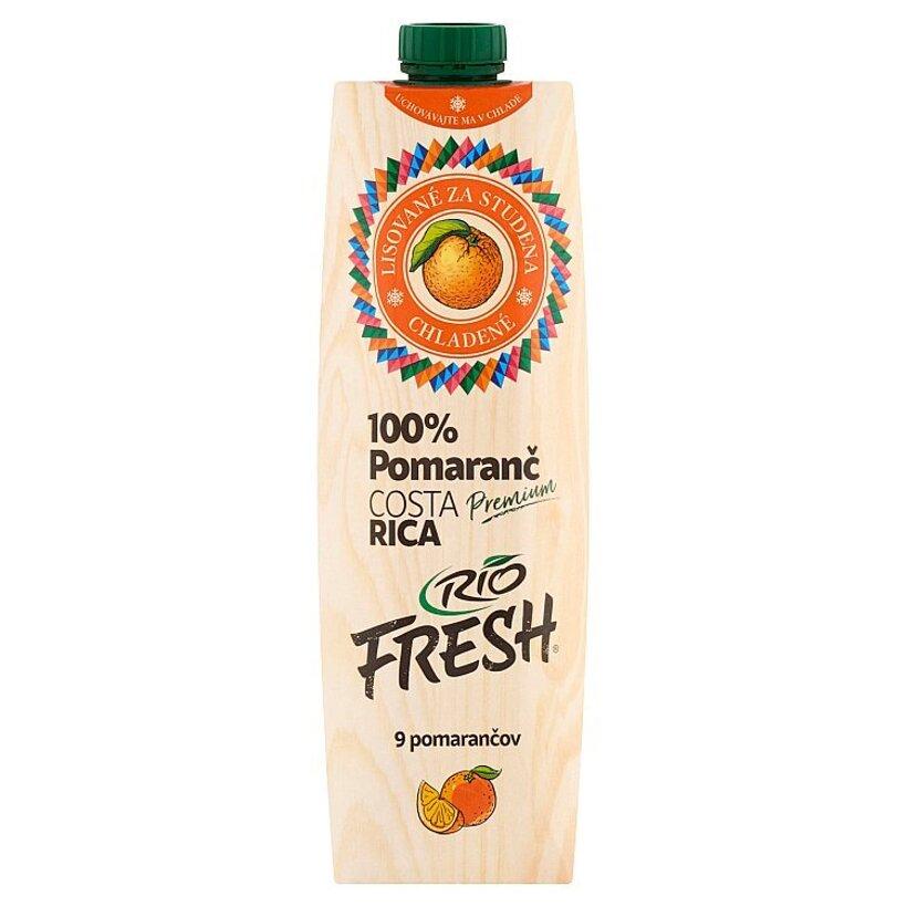 RIO FRESH Costa Rica Premium 100% pomaranč 1 l