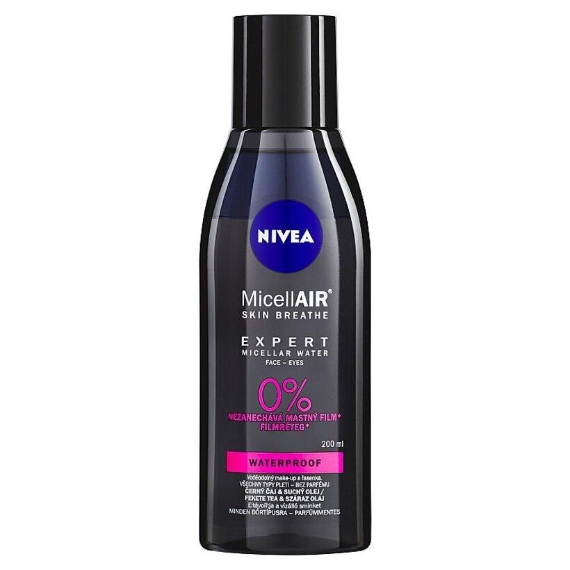 Nivea MicellAir Expert Dvojfázová expertná micelárna voda 200 ml