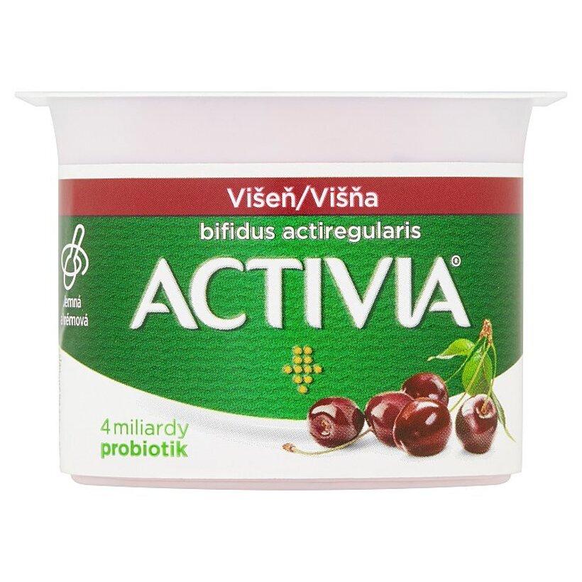Danone Activia Jogurt višňa 120 g