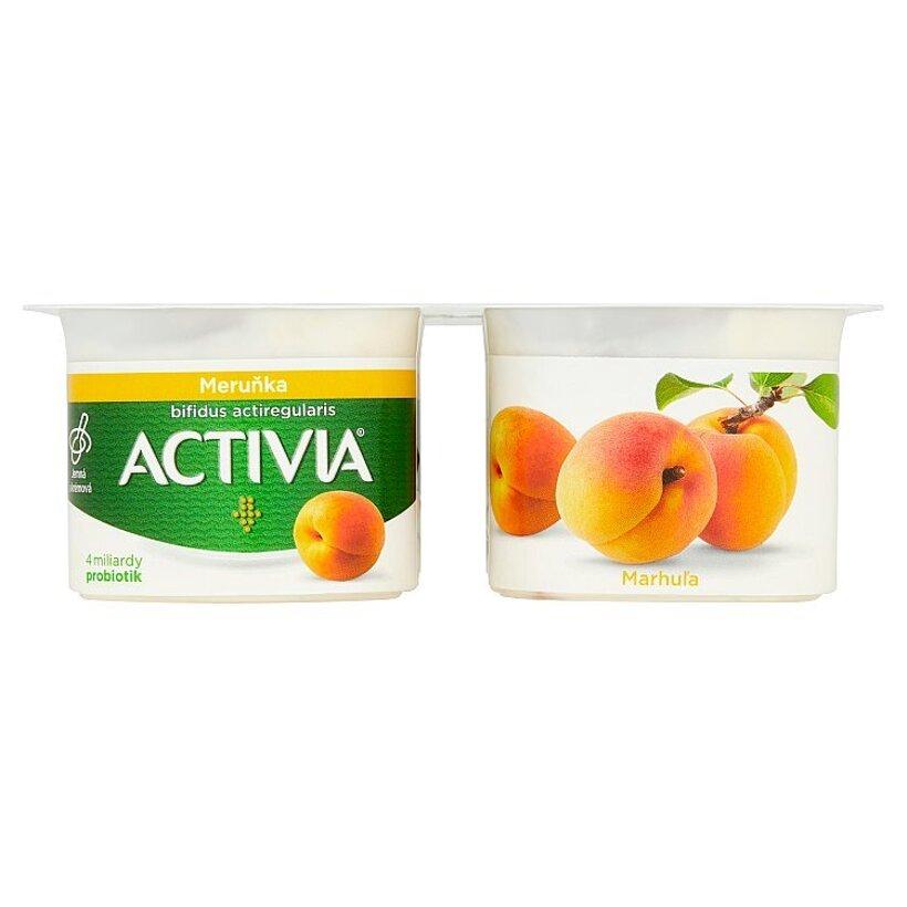 Danone Activia Jogurt marhuľa 4 x 120 g