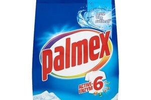 Palmex Color Active-Enzym 6 Horská vôňa prací prostriedok 55 praní 3,575 kg