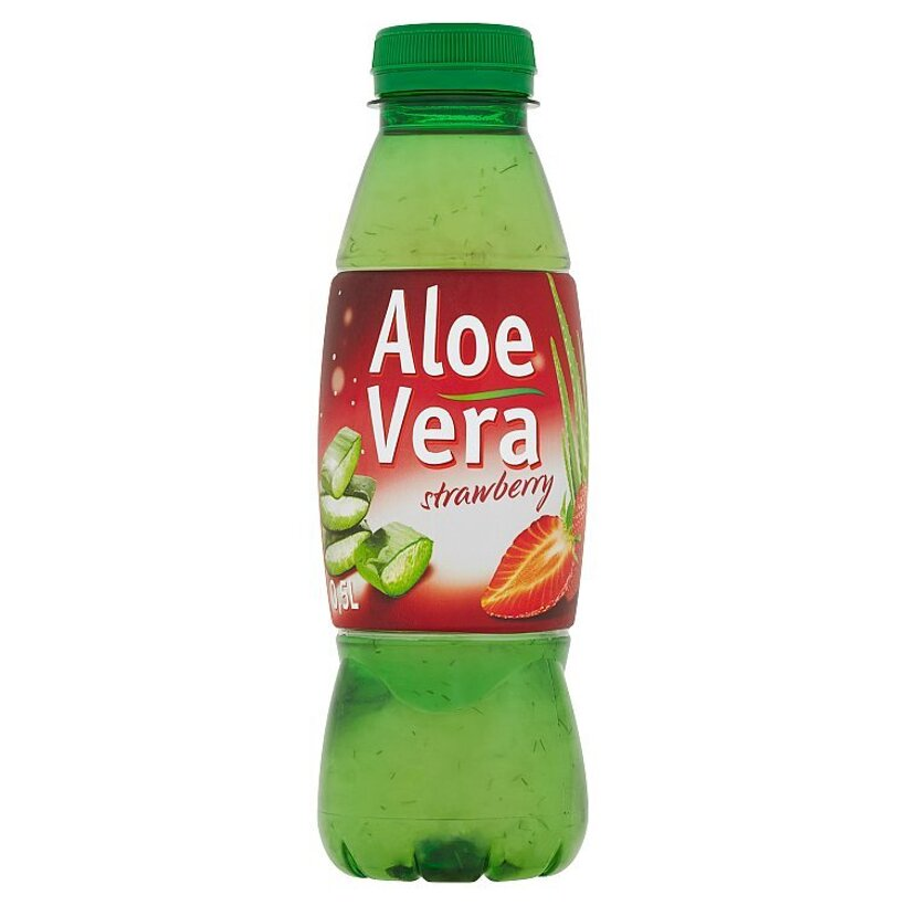Aloe Vera Strawberry 0,5 l