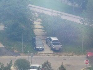 Parkovaním ničíme majetok mesta.