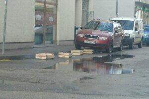 Rezervacia parkovacieho miesta