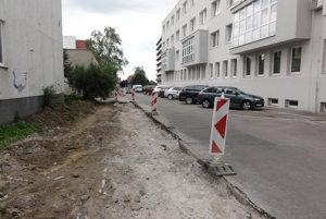 Kedy sa bude asfaltovať?