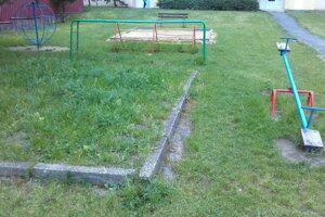 Detské ihrisko, Poľná 19-27