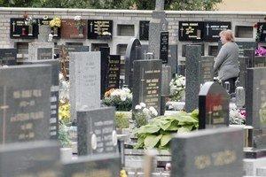 parkovanie pri cintoríne