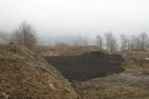 nebezpečná navážka kalu v Kysuckom Lieskovci