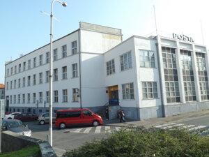 hlavná pošta v Nitre nie je bezbariérová