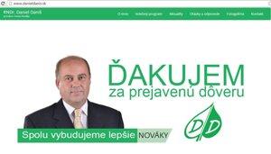 Cenzurovanie a zmazávanie otázok občanov primátorom Danišom