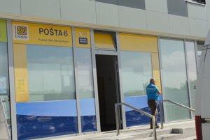 pošta 6