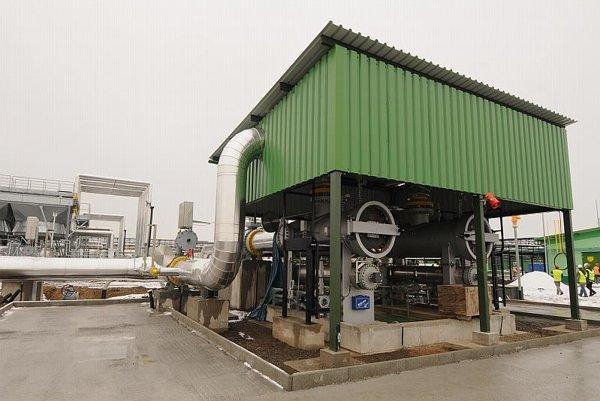 Part of the new Gajary-Báden facility.