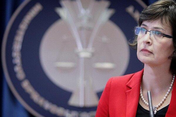 Lucia Žitňanská says she will continue to pursue reform.